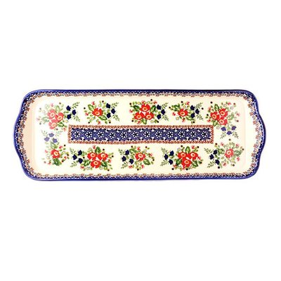 Lidia Rectangular Tray - Lrg