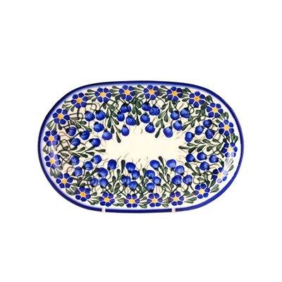 Annabel Oval Dish 24