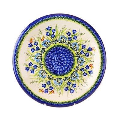 Kalich Crocus & Bees Dinner Plate