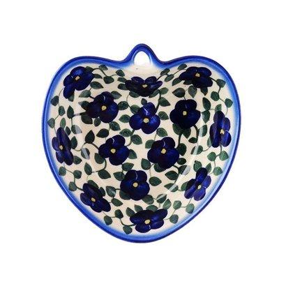 Petals & Ivy Heart Bowl - Sm