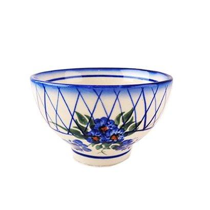 Lattice in Blue Ice Cup