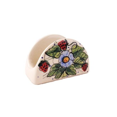 Berries & Cream Napkin Holder