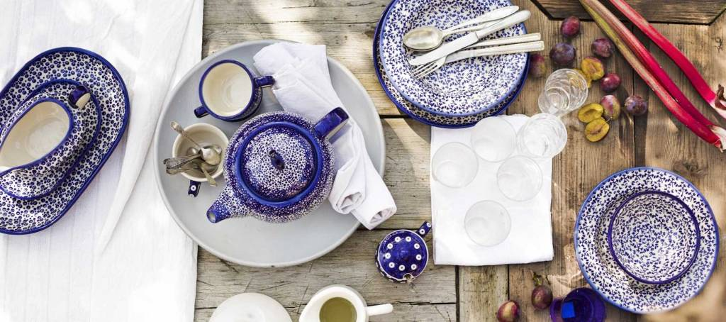 Beat New Year's Resolutions With Beautiful Polish Pottery Bowls and More