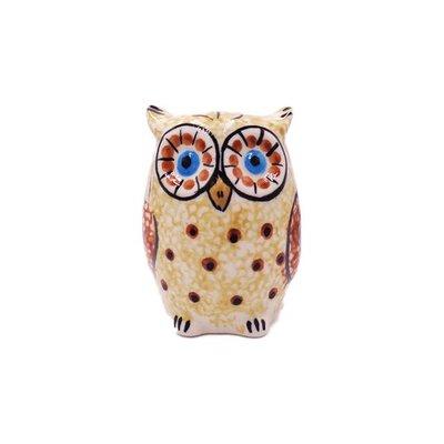 Owl - Tan