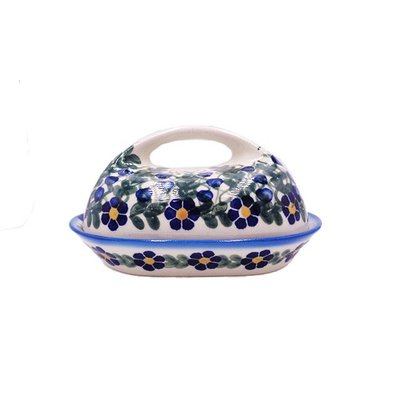 Annabel Butter Dish w/ Handle