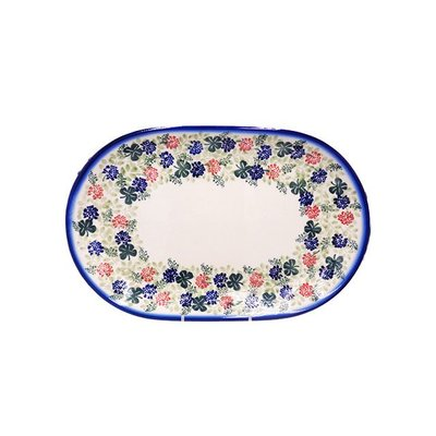 Irish Cheer Oval Platter 36
