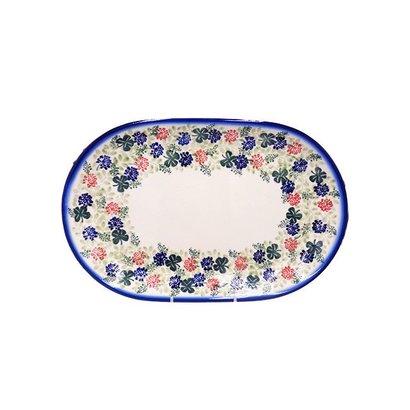 Irish Cheer Oval Platter 36