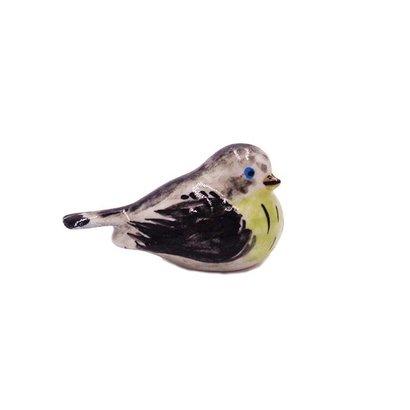 Bird - White