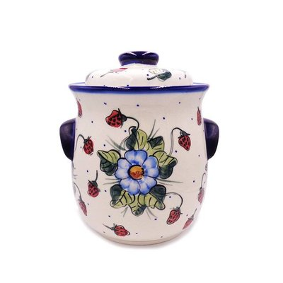 Berries & Cream Cookie Jar