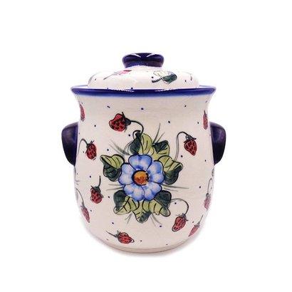 Berries & Cream Cookie Jar