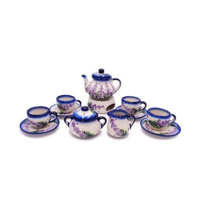 Claire Children's Tea Set