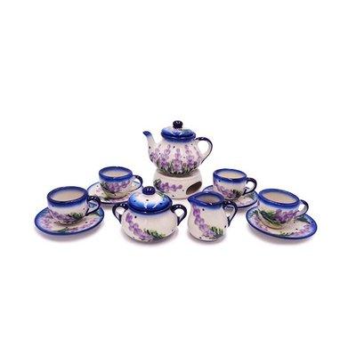 Claire Children's Tea Set
