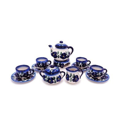 Petals & Ivy Children's Tea Set