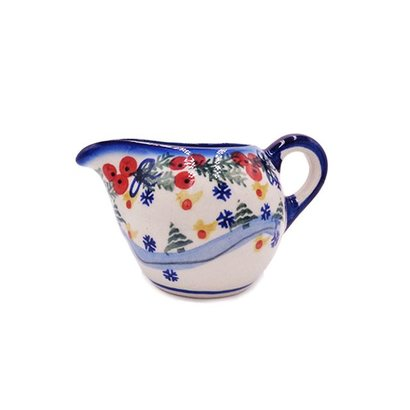 Winter Vintage Creamer