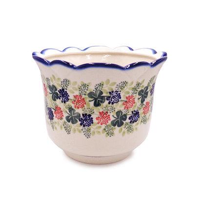 Irish Cheer Flower Pot - Lrg