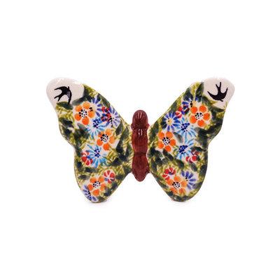 Black Birds Fly Butterfly