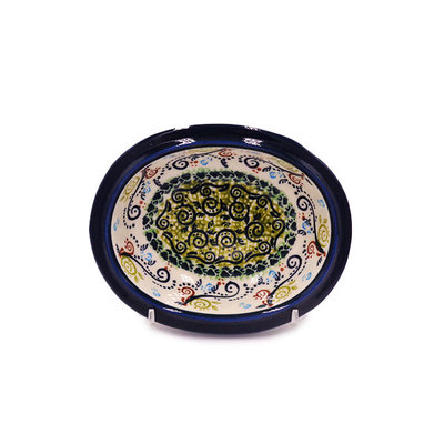 Snail's Pace Small Oval Baker