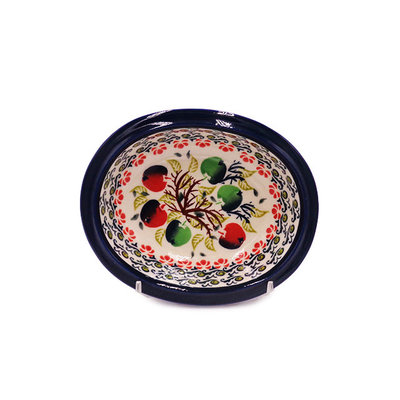 Merry Berry Small Oval Baker