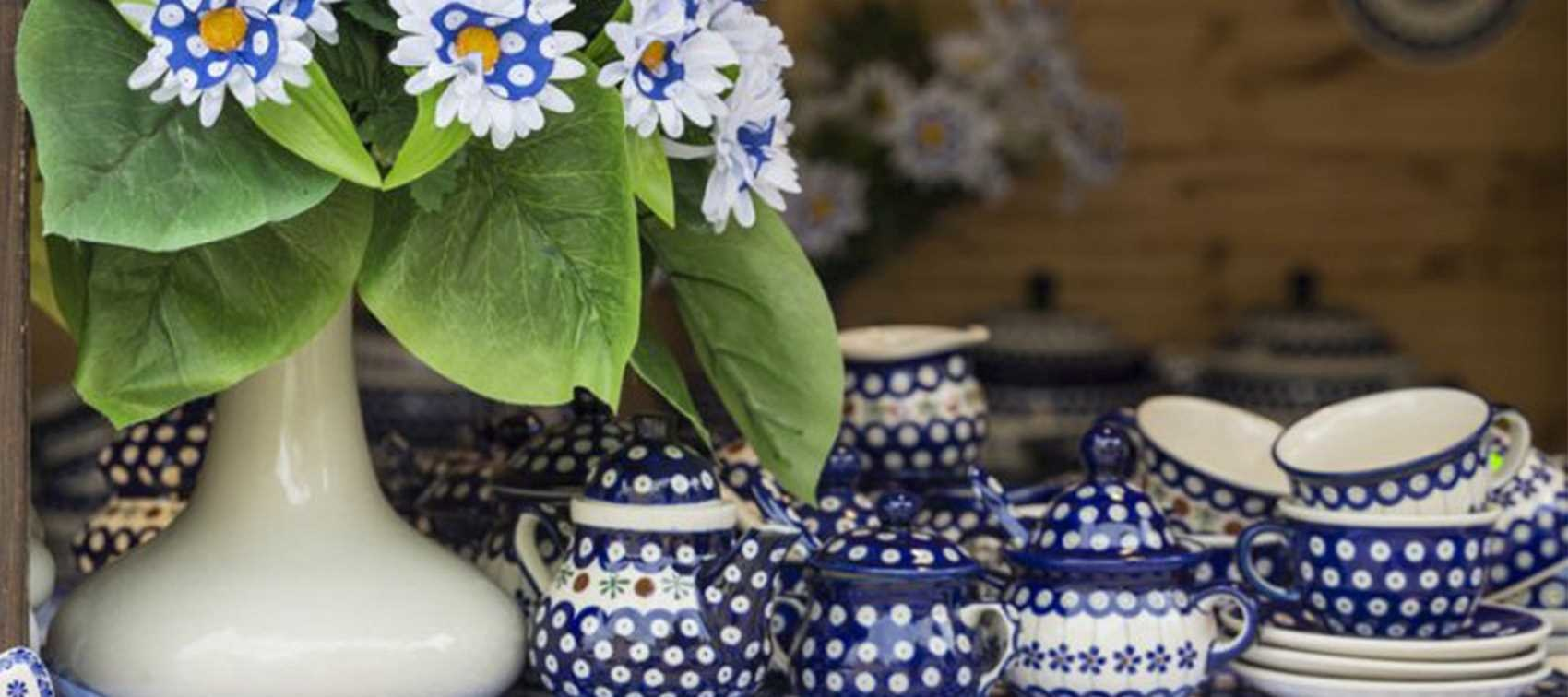Your Guide to Boleslawiec Pottery Factories in Poland