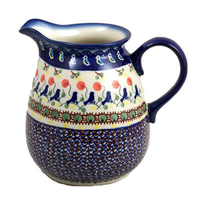 Blue Bird Farm Pitcher 2 Liter
