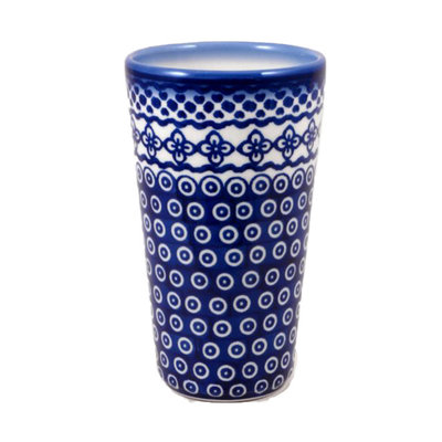 Diamond Lattice Tall Tumbler