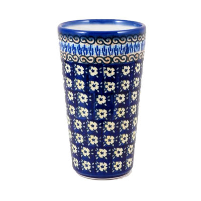 Midnight Daisy Tall Tumbler