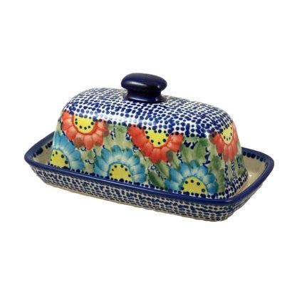 Gypsy Jazz Butter Dish