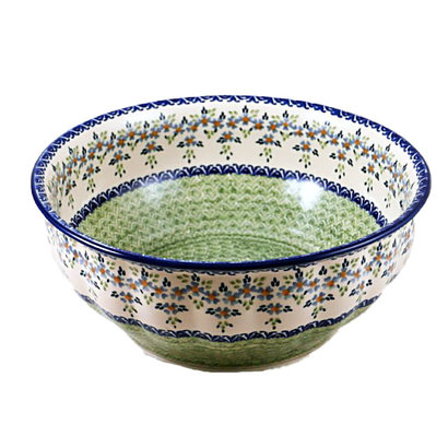 Wisteria F30 Fluted Serving Bowl