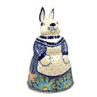 Gypsy Jazz Bunny Jar