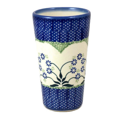 Forget Me Nots Tall Tumbler