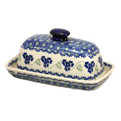 Three Sisters Butter Dish