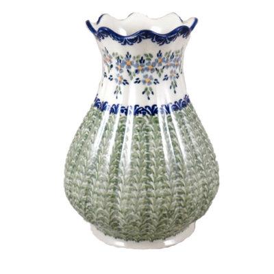 Wisteria Felicia Vase