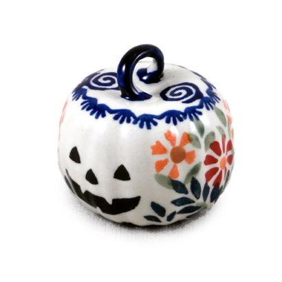 Marigolds Pumpkin Ornament