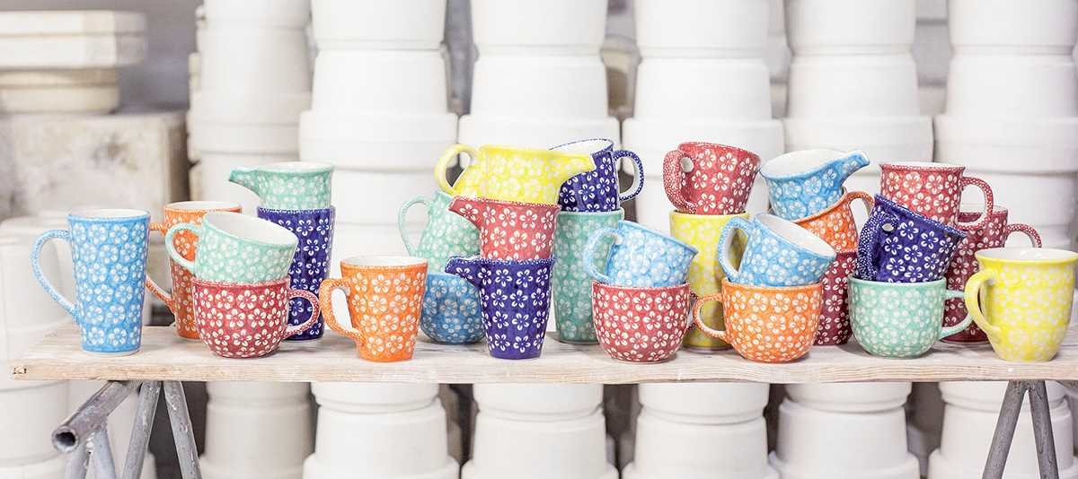 Spruce Up Your Spring Polish Stoneware Collection With New Patterns