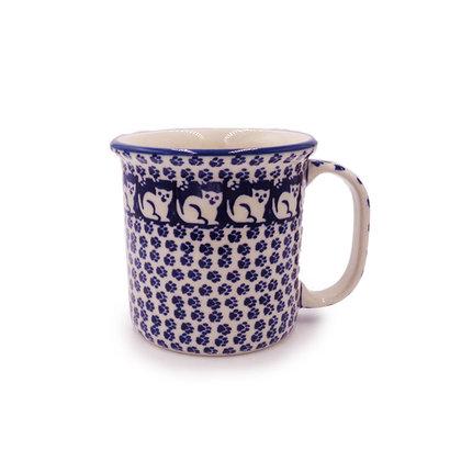 Jack's Cat Straight Mug
