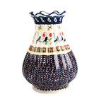 Blue Bird Felicia Vase