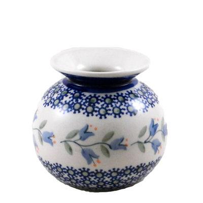 Bell Flower Round Vase