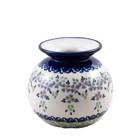 Wisteria Small Round Vase