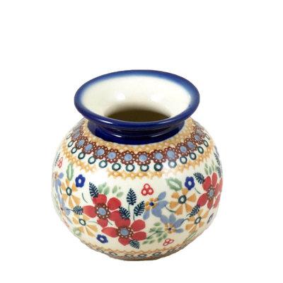 Posies Round Vase