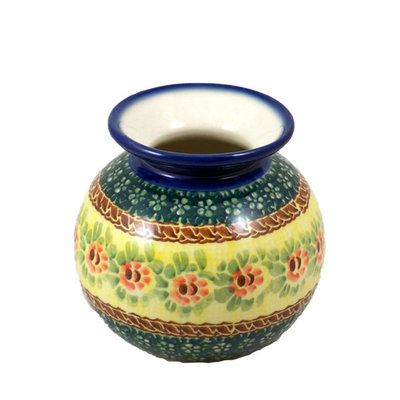 Rose Marie Round Vase