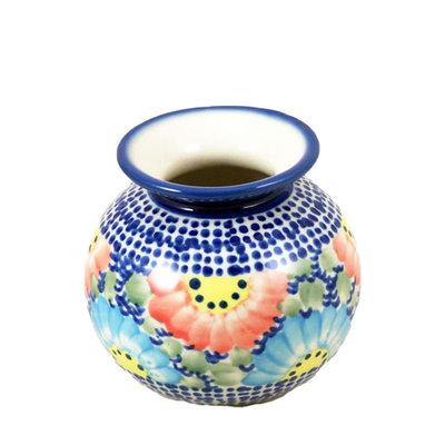 Gypsy Jazz Round Vase