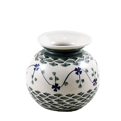 Rhine Valley Round Vase