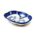 Forget Me Nots Soap Dish