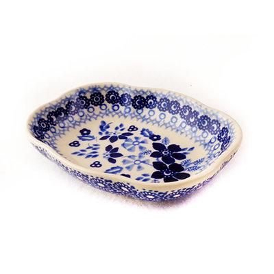 Indigo Garden Soap Dish