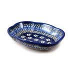 Midnight Daisy Soap Dish