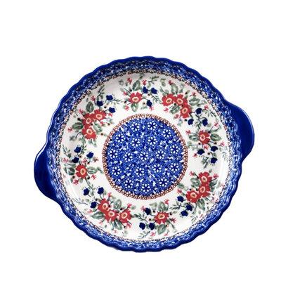Lidia Pie Plate
