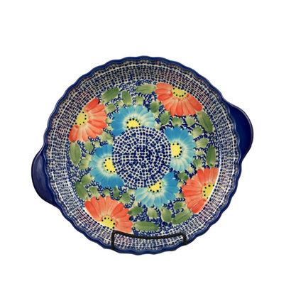 Gypsy Jazz Pie Plate