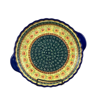 Rose Marie Pie Plate