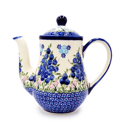 Kalich Blue Berries Teapot Florencja