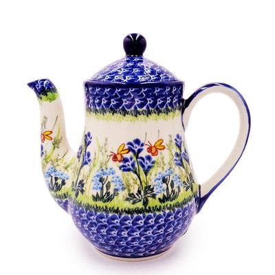 Kalich Teapot Crocus & Bees Florencja